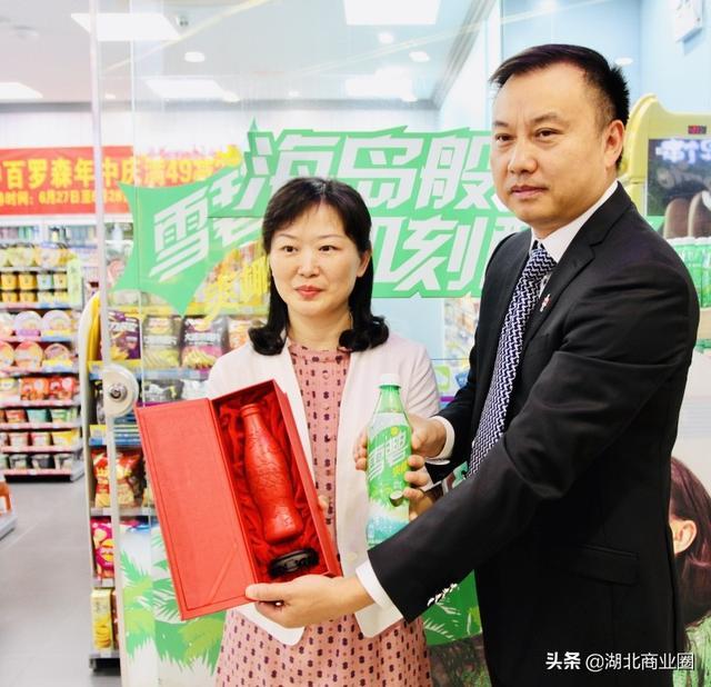2019江城火炉不再热 一份来自海岛的清凉 雪碧爽椰派首发上市