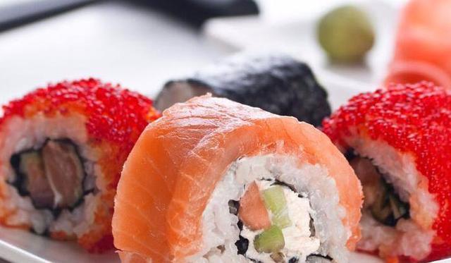 寿司这么做,美味又好吃,再也不用去点外卖啦